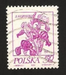 Stamps Poland -  flora