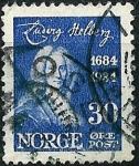 Stamps Norway -  Poeta Ludwig Halberg