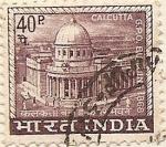Stamps India -  CALCUTA