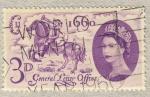 Sellos de Europa - Reino Unido -  Tercentenary of the Establishment of the General Letter Office