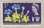 Sellos de Europa - Reino Unido -  Tenth International Botanical Congress Edinburgh