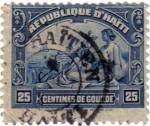 Stamps America - Haiti -  República de Haití