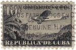 Stamps of the world : Cuba :  Correo aéreo nacional. República de Cuba