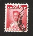 Stamps : Asia : Thailand :  monarca rama IX