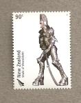 Stamps New Zealand -  Arte para llevar
