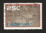 Stamps Netherlands -  Expo en Osaka