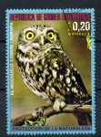 Stamps Equatorial Guinea -  protección de la naturaleza