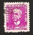 Stamps : America : Brazil :  rui barbosa