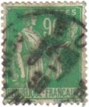 Stamps France -  República Francesa
