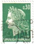 sellos de Europa - Francia -  República Francesa