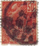 Stamps France -  Exposition coloniale internationale de París.