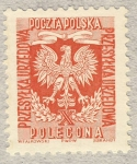 Stamps Europe - Poland -  Escudo aguila