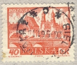 Stamps Poland -  Poznan