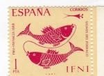 Stamps : Europe : Spain :  PISCIS