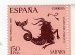 Stamps : Europe : Spain :  CAPRICORNIO