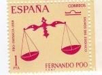 Stamps : Europe : Spain :  LIBRA