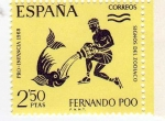 Stamps : Europe : Spain :  ACUARIO