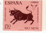 Stamps : Europe : Spain :  TAURO