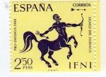 Stamps : Europe : Spain :  SAGITARIO