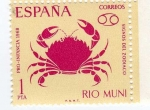 Stamps : Europe : Spain :  CANCER