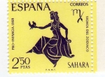 Stamps : Europe : Spain :  VIRGO