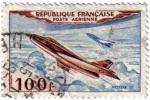 sellos de Europa - Francia -  Poste Aerienne. República Francesa