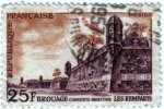 Sellos de Europa - Francia -  Remparts de Brouage - Brouage. Francia