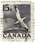 Sellos de America - Canadá -  Postes - postage. Canadá