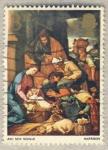 Sellos del Mundo : Europa : Reino_Unido : Pinturas de la Navidad  Asc. Sch. Seville