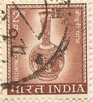 Stamps India -  BIDRIWIDE