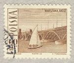 Sellos de Europa - Polonia -  Varsovia most