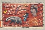 Stamps United Kingdom -  National Nature Week