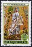 Stamps Africa - Togo -  Religión