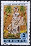 Sellos de Africa - Togo -  Religión