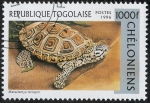 Stamps : Africa : Togo :  Fauna