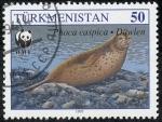 Stamps Asia - Turkmenistan -  Fauna