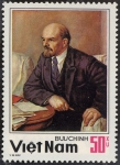 Stamps Vietnam -  Personajes