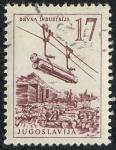 Sellos de Europa - Yugoslavia -  Industria