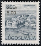 Sellos de Europa - Yugoslavia -  Paisaje