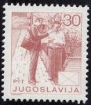 Sellos de Europa - Yugoslavia -  Correos