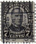 Sellos de America - Estados Unidos -  William McKinley