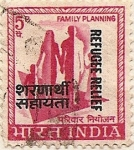 Stamps India -  FAMILY PLANNING