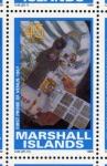 Stamps Oceania - Marshall Islands -  1989 Exploracion espacial: 1er vuelo a Venus 1967
