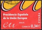 Sellos de Europa - España -  Presidencia de la Unión Europea