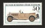 Sellos de Europa - Alemania -  956 - Deportivo Mercedes