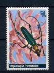 Stamps Africa - Rwanda -  euporus strangulatus