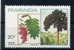 Stamps Africa - Rwanda -  umugeshi