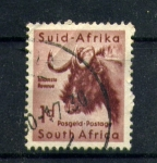Stamps Africa - South Africa -  serie- Animales africanos