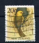 Sellos del Mundo : Oceania : Nueva_Zelanda : cabeza amarilla