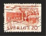 Sellos del Mundo : Europa : Suecia : svenska byggnadsminnen